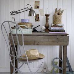 Bloomingville desk - bureau