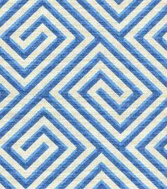 Upholstery Fabric-Iman Banji Porcelain