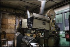 The projector room | Flickr - Photo Sharing!