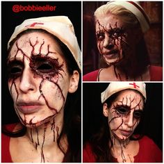 """Here is a closer look at my movie version of Lisa garland from silent hill. This look was pretty easy to do compared other looks I've done. I first…"""
