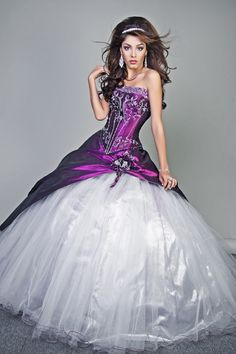 sliver wedding dress | Wedding Dress,Quinceanera Dress,Bridal Gown » quinceanera dresses ...