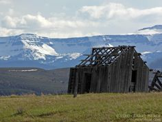 The Flattops, south of Steamboat Springs, still carry quite a bit of snow as spring takes hold on the valley floor. Photographer: Larry Pierce  5/13/2013
