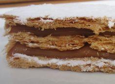 Folhas a Mil com Chocolate - http://www.receitasja.com/folhas-mil-com-chocolate/