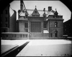 666 Fifth Ave   New York, NY. Residence of William K. Vanderbilt, Jr.
