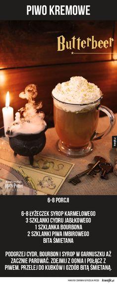 Harry Potter drinks
