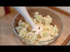 Μην βράζετε το κουνουπίδι! Εξοικονόμηση χρόνου! Δεν μυρίζει! # 543 - YouTube Parfait, Cauliflower, Vegetables, Cooking, Genere, Food, Youtube, Cauliflowers, Salads