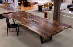 Urban Hardwoods Furniture - Seattle, walnut dining table