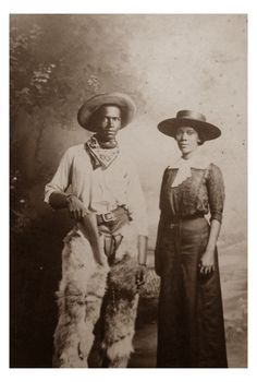 17 African American Cowboy and Cowgirl Images We Love – Black Southern Belle Black Cowgirl, Black Cowboys, Cowboy And Cowgirl, Real Cowboys, Rodeo Cowboys, Cowgirl Images, Hyung Tae Kim, Afro, Mode Costume