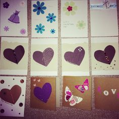 Valentines cards for school