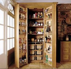 шкаф-кладовка