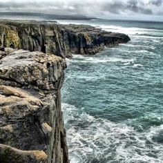 The Burren. County, Clare Ireland. By Withoutink