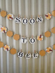 Honey bee Wedding Shower theme  - Soon to be