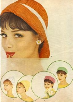 1961 Hats