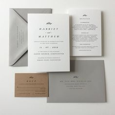 Are you interested in our grey rustic wedding invitation? With our kraft wedding invitations you need look no further.