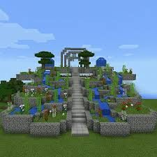 Bildergebnis für minecraft garden