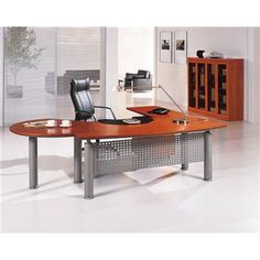 San Diego ISABEL B Contemporary Office Desk