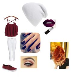 """""""date night"""" by thomas-patricia on Polyvore featuring beauty, Burberry, Vans, Phase 3 and Lottie"""