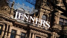 Jenners in Edinburgh!