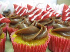 Caketutes Cake Designer: Cupcakes Circo - Circus Cupcakes