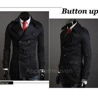 SHOBDW Lady Casual Button Long Sleeve O-Neck Autumnal Winter Cardigan Windbreaker Jacket Coat Jumper Knitwear Suit Womens Coats