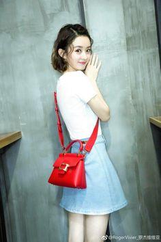 Zhao Li Ying Princess Agents, Zhao Li Ying, Beautiful Dream, Chinese Actress, Cute Korean, My Beauty, Actors & Actresses, Cute Girls, Bucket Bag