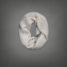 Shine Eternity Scarf | Abercrombie.com | Check out our Pin To Win Challenge at http://on.fb.me/UfLuQd
