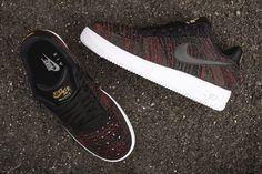 ba8b9cfb162884 Nike Air Force 1 Ultra Flyknit Low in Gucci Colors - EU Kicks  Sneaker  Magazine
