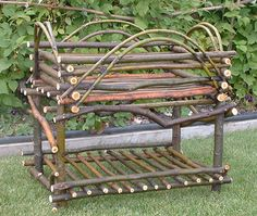 willow plant stand