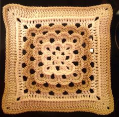 Ravelry: Yarn Clouds Square by Amelia Beebe