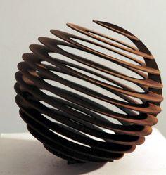 In Limbo - Metal Garden Sculpture