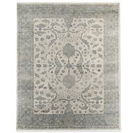 Hana Rug - Silver Sage. wow. of course, it's restoration hardware so it's pricey but wow.