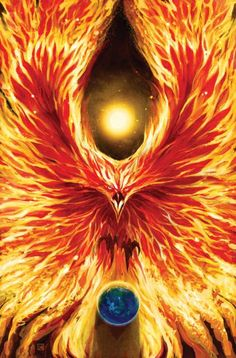 "NYCC 2011: ""It's Coming"" - Phoenix Force - Comic Vine"