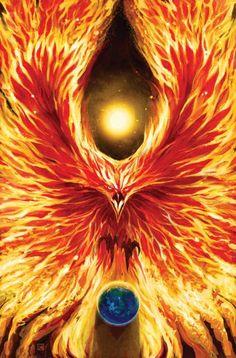 "NYCC 2011: ""It's Coming"" - Phoenix Force - Comic Vine"