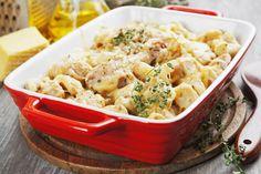 Sajtos, csirkés rakott karfiol receptje - Recept | Femina