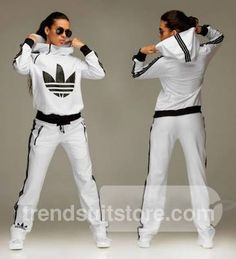 Image result for Womans adidas tracksuit