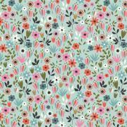 StudioE Beautiful Garden Girl - Forest Floor (Blue)