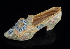 Just the Right Shoe by Raine  Afternoon Tea by GrayEstates on Etsy, $17.00