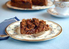 Caramel Apple Crumble Torte | @Ricki Heller
