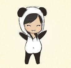 Dessin Panda Mignon