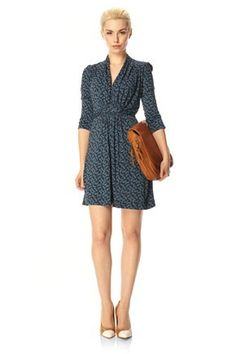 French Connection: PENNY PAISLEY DRESS $148