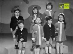 Volevo un Gatto Nero, Zecchino d'Oro 1969 Vincenza Pastorelli - YouTube