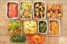 2017年4月第3週の作り置き・常備菜レポート。合計調理時間90分の「まとめて作り置き」を、食材、調理手順とポイント、おおよその食費と共にご紹介します。レシピはすべてサイトで公開してるので、合わせてご覧ください。