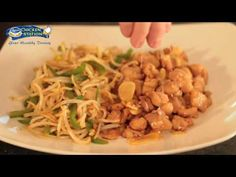 Chicken Tepanyaki with Sauteed Vegetables | Recipe TV