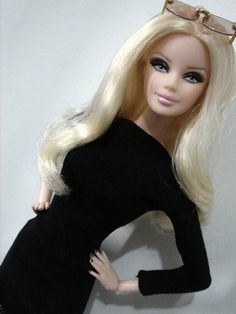BARBIE BASICS by ÜBERDOLL MFALCAO, via Flickr
