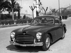 Ferrari 166 Inter Berlinetta Stablimenti Farina (#009S) '1948