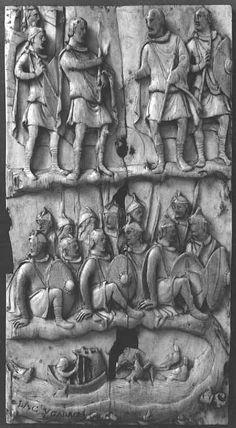 Charles The Bald, Carolingian, Saint Denis, Ancient Artifacts, Plaque, Reign, Vikings, Renaissance, Empire