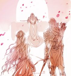 The Hobbit: Battle of Five Armies by Rosalind-WT.deviantart.com on @deviantART