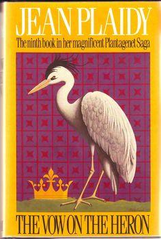 The Vow on the Heron: Jean Plaidy, Victoria Holt, Philippa Carr, Eleanor Hibbert: 9780399127083: Books - Amazon.ca