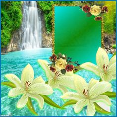 Beautiful Waterfall_N_Me!