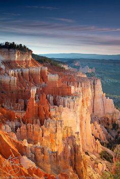 Agua Canyon at First Light - Utah.